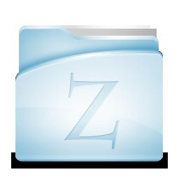 Zip Icon Sky Folder Icon Sets Icon Ninja