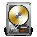 harddisk, hdd, disk icon