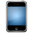 cell phone, mobile phone, iphone, smartphone icon