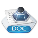 Doc, Word icon
