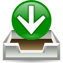 email, message, get, mail, envelop, letter icon