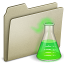 lightbrown,experiment icon