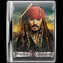 Case, Dvd, Pirates icon