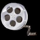 play, video, film icon