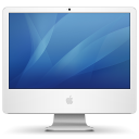 with, imac, isight, inch icon