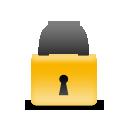 locked, lock, security icon