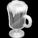 coffee, irish icon