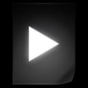 Files Movie File icon
