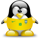 animal, brazil, penguin icon