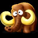 mammooth,animal,elephant icon
