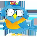 geek,bird icon