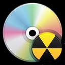 blu-ray, dvd, compact disc, burn, optical media, cd icon