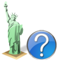 estatuadelalibertad,help icon