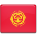 kyrgyzstan,flag,country icon