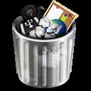 trash,full icon