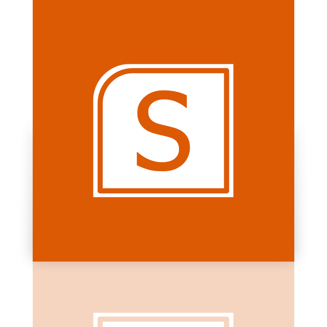 sharepoint, mirror icon