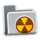 burnable,folder icon
