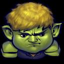Comics Hulkling Sulking icon