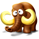 animal, mammooth, mammoth, elephant icon
