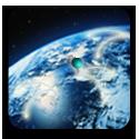 Earth, Maps icon