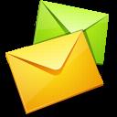 emails, envelopes icon