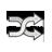 playlist, media, shuffle, 48, gnome icon