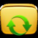 folder,refresh icon