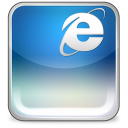 ie, htm, browser, html icon
