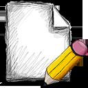 file, edit icon