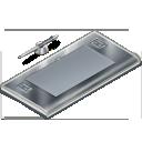 wacom, tablet icon
