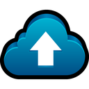 save, cloud, upload, sync, data, backup, up icon