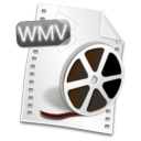 video, wmv, filetype icon