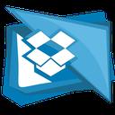 folder, cloud, box, dropbox, social icon