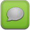 messages, sms, mms icon