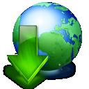 browser, global, world, globe, earth, internet, international, download, planet icon