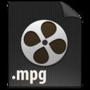 file,mpg,paper icon