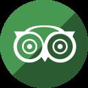 trip, advisor icon