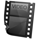my video, video, clip icon