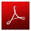 adobe, acrobat, cs3 icon