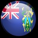 island, pitcairn, country, flag icon