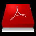 adobe,acrobat,inverted icon