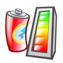 charging, klaptopdaemon, battery, charge, energy icon