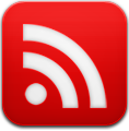 Google, Reader, Red icon