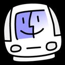 iMac Snow icon