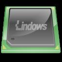 App kcm processor cpu icon