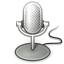 input, 64, gnome, audio, microphone icon