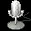 input, gnome, audio, mic, microphone icon