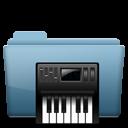 Folder Music alt icon