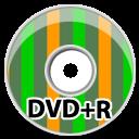 device dvd plus r icon