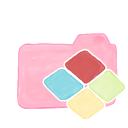 candy, folder, ak, windows icon
